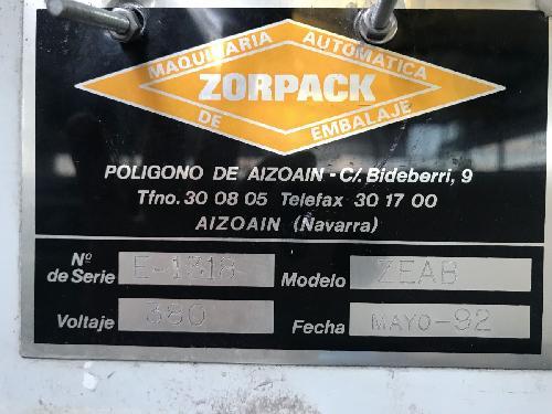 Paletizadoras Desconocida TUNEL RETRACTILAR