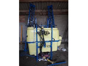 Venta de Barras herbicidas Aguirre equipo de herbicida usados