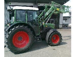 Venta de Tractores agrícolas Fendt 209 vario usados