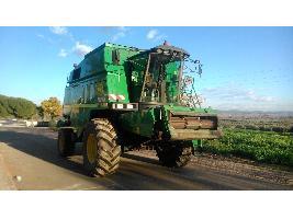 Cosechadoras de cereales 2064 HILLMASTER John Deere