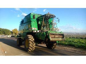 Comprar online Cosechadoras de cereales John Deere 2064 hillmaster de segunda mano