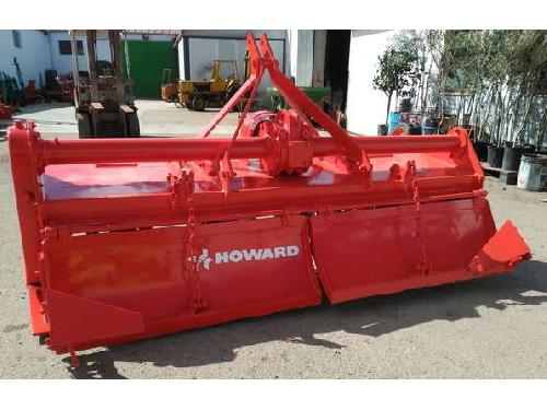 Rotocultivadores Howard 2,15M