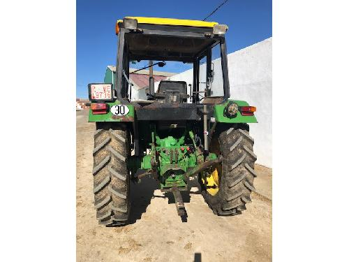 Tractores agrícolas John Deere 2250