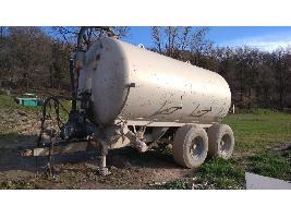 Cisternas Cuba purí Agudo