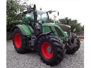 Comprar online Tractores agrícolas Fendt 720 vario profi plus de segunda mano