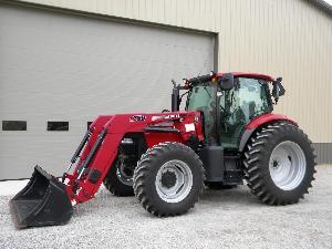 Venta de Tractores agrícolas Case IH maxxum 125 usados