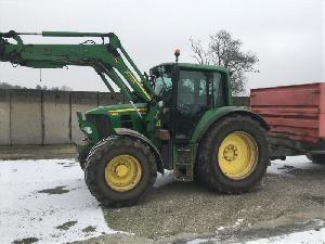 Venta de Tractores agrícolas John Deere 6430 premium usados