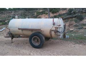 Venta de Cisternas Tractomotor v-5000 usados