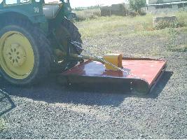 Complementos para Tractores desbrozadora T170 YTO