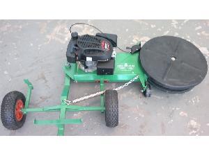 Comprar online Cortacéspedes RUIZ GARCIA J&J arrastrada hierba arboles de segunda mano
