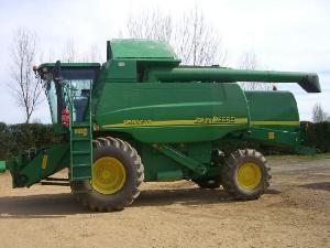 Ofertas Cosechadoras de cereales John Deere 9580 De Ocasión