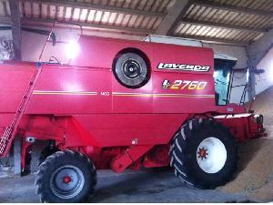 Comprar online Cosechadoras de cereales Laverda 2760 mcs de segunda mano