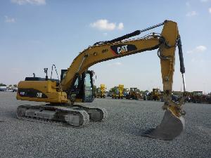 Ofertas Excavadoras de Cadenas Caterpillar 320dln De Ocasión