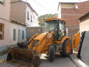 Venta de Excavadoras de Ruedas JCB 3 cx usados