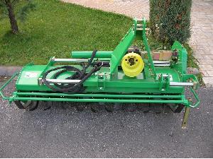 Venta de Fresadoras - Rotovator Ruiz Garcia desplazamiento hidráulico 120-140-150-160cm usados