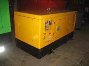 Venta de Generadores Himoinsa 30 kva usados