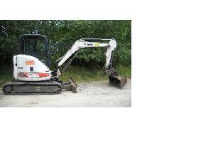 Venta de Miniexcavadoras Bobcat 430 usados