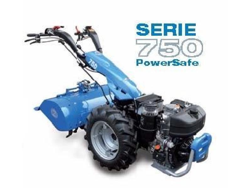 Motocultores BCS  750  POWERSAFE