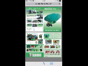 Comprar online Recolector de frutos secos y aceituna Solano Horizonte paraguas recolector aceituna, nuevo a estrenar de segunda mano