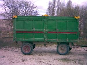 Comprar online Remolques agrícolas Garcia  de segunda mano
