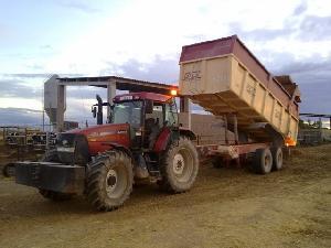 Comprar online Remolques agrícolas Gili 21-24tm de segunda mano