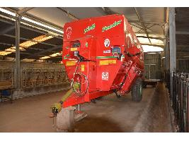 Remolques Unifeed KING 20 SD Zago