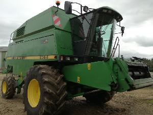 Venta de Seleccionadoras de cereales John Deere  usados