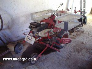 Comprar online Sembradoras de siembra directa Maruyama TP-4  de segunda mano