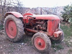 Venta de Tractores Antiguos Barreiros hanomag usados