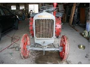 Comprar online Tractores Antiguos DERING  de segunda mano