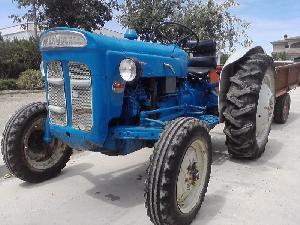 Venta de Tractores Antiguos Fordson super dexta usados