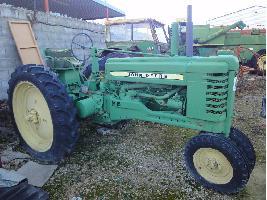 Tractores Antiguos  John Deere