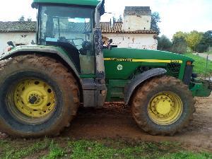 Venta de Tractores agrícolas John Deere 8100 usados