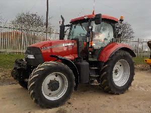 Venta de Tractores agrícolas Case maxxum 140 usados