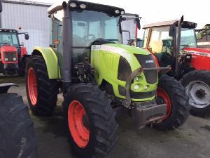 Comprar online Tractores agrícolas Claas ares 547 atx de segunda mano
