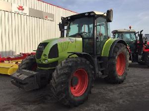 Ofertas Tractores agrícolas Claas ares 697 atz De Ocasión
