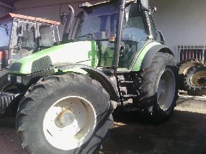 Venta de Tractores agrícolas Deutz-Fahr agroton 6.05s usados