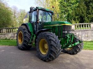 Ofertas Tractores agrícolas John Deere 7710 De Ocasión