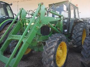 Ofertas Tractores agrícolas John Deere 3140 dt pala De Ocasión