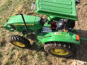 Venta de Tractores agrícolas John Deere 5090e dt usados