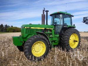 Comprar online Tractores agrícolas John Deere 4555 de segunda mano
