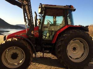 Ofertas Tractores agrícolas Massey Ferguson 6255-4 De Ocasión
