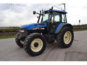 Venta de Tractores agrícolas New Holland tm120 usados