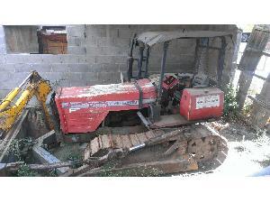 Venta de Tractores de cadenas Massey Ferguson  usados