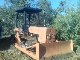 Tractores de cadenas 88-85 M MONTAÑA New Holland