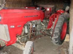 Venta de Tractores agrícolas Barreiros 4000 usados