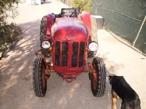 Comprar online Tractores agrícolas HANOMAG barreiros r350 de segunda mano