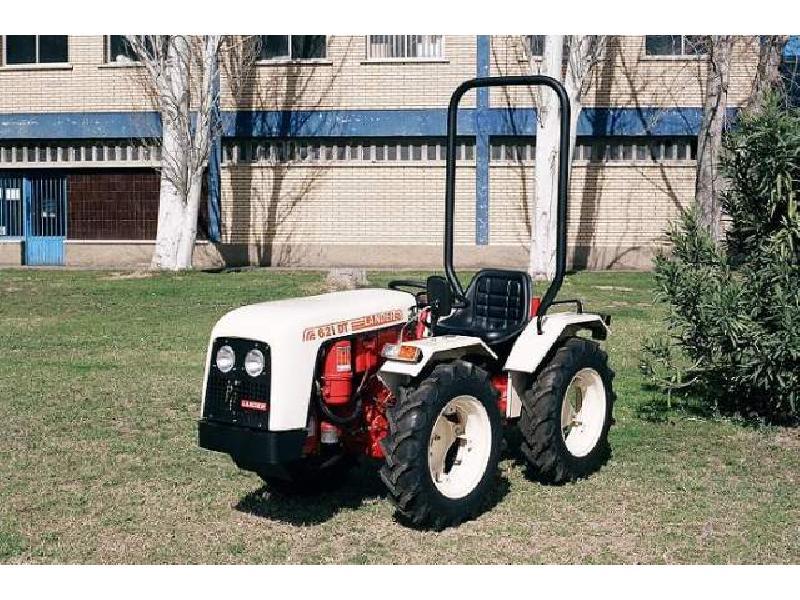 Garden tractors Lander 621 DT