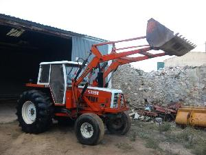 Venta de Tractores agrícolas Steyr 8120 usados