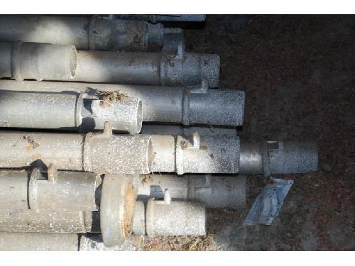 Tubo aluminio